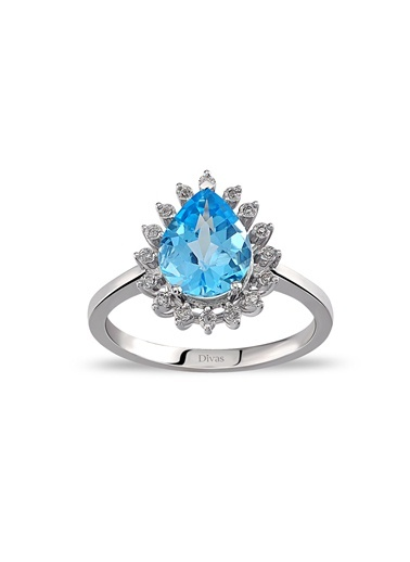 Yüzük Divas Diamond